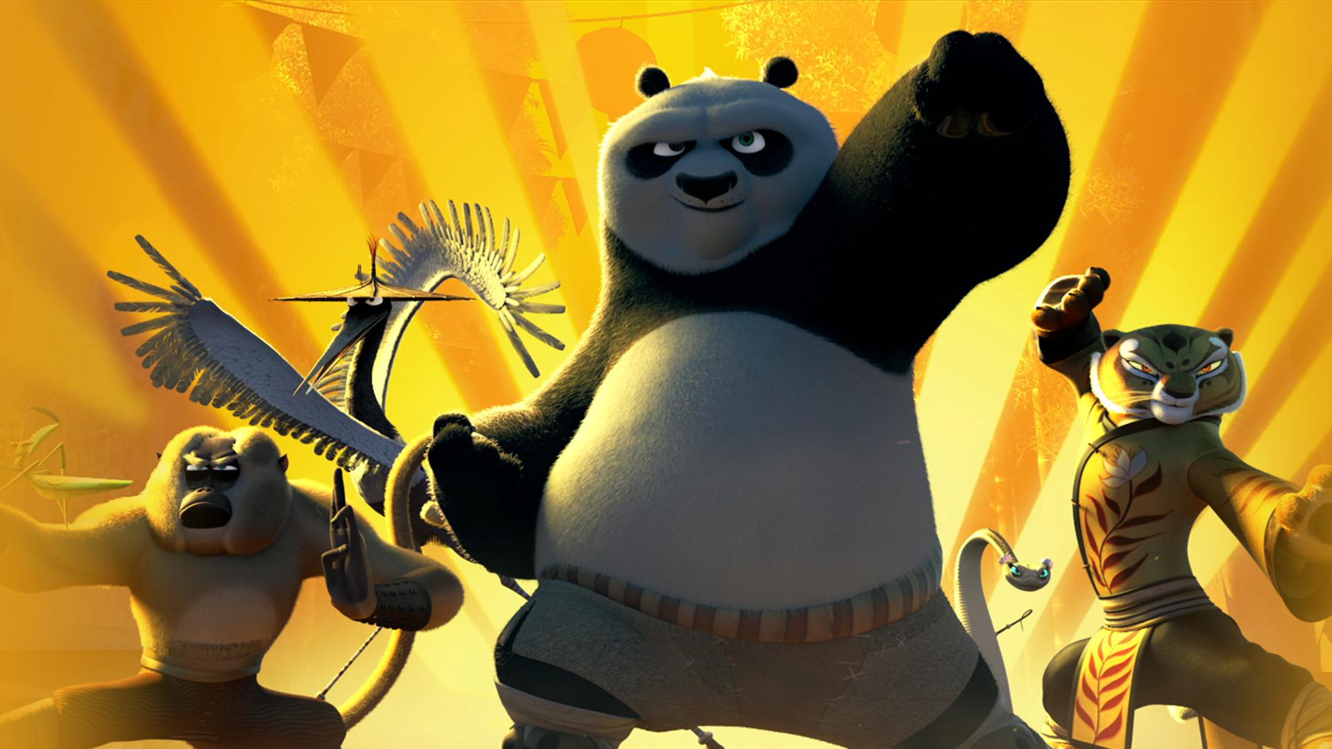 Kung fu panda 3 fond d 39 cran hd arri re plan 1920x1080 - Kung fu panda 3 telecharger ...