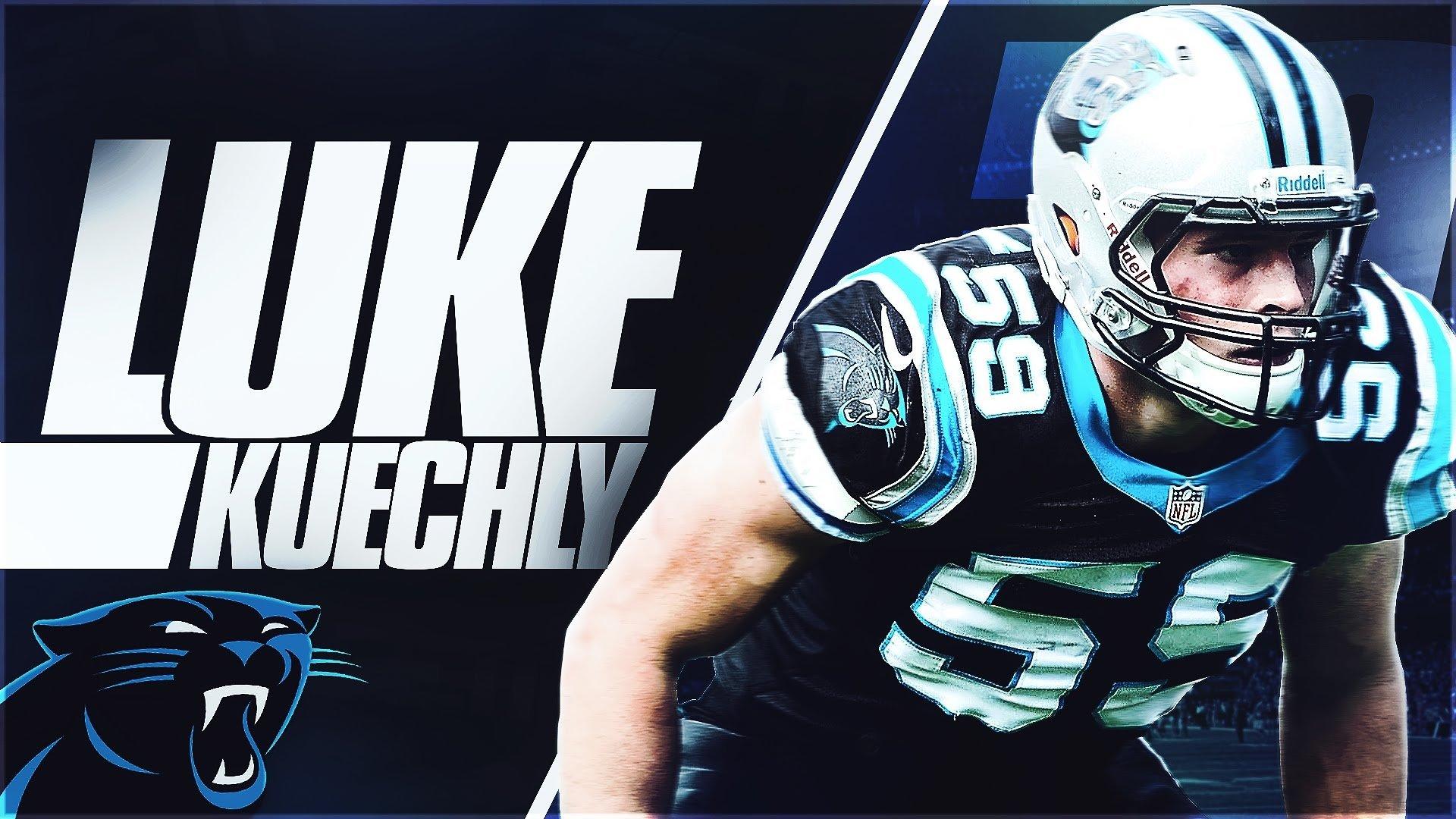 Luke Kuechly HD Wallpaper