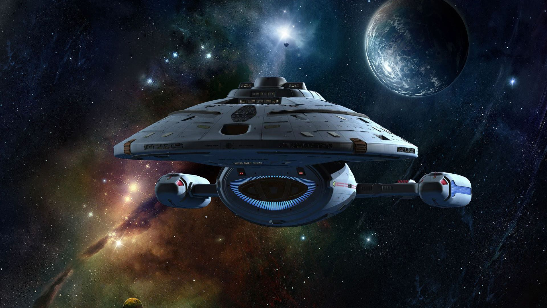Star Trek Voyager Fondo De Pantalla Hd Fondo De