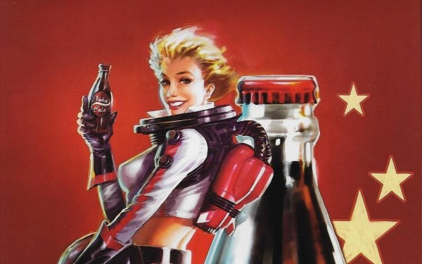 Video Game Fallout Nuka Cola HD Wallpaper | Background Image