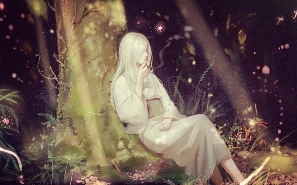 Anime Mushishi HD Wallpaper   Background Image