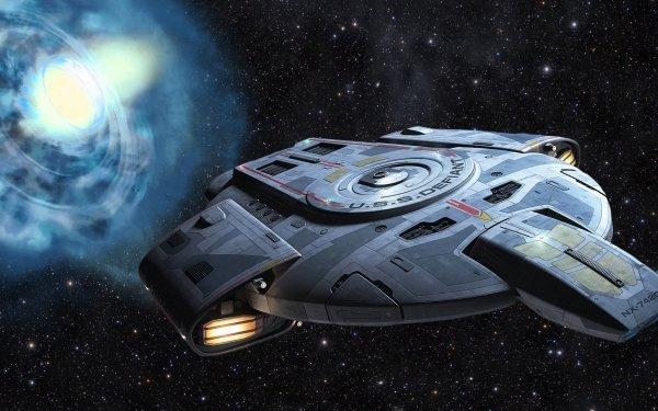 TV Show Star Trek: Deep Space Nine Star Trek USS Defiant HD Wallpaper | Background Image