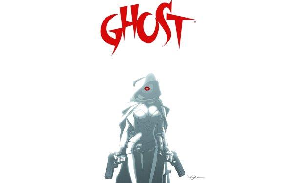 Comics Ghost Dark Horse Comics HD Wallpaper | Background Image