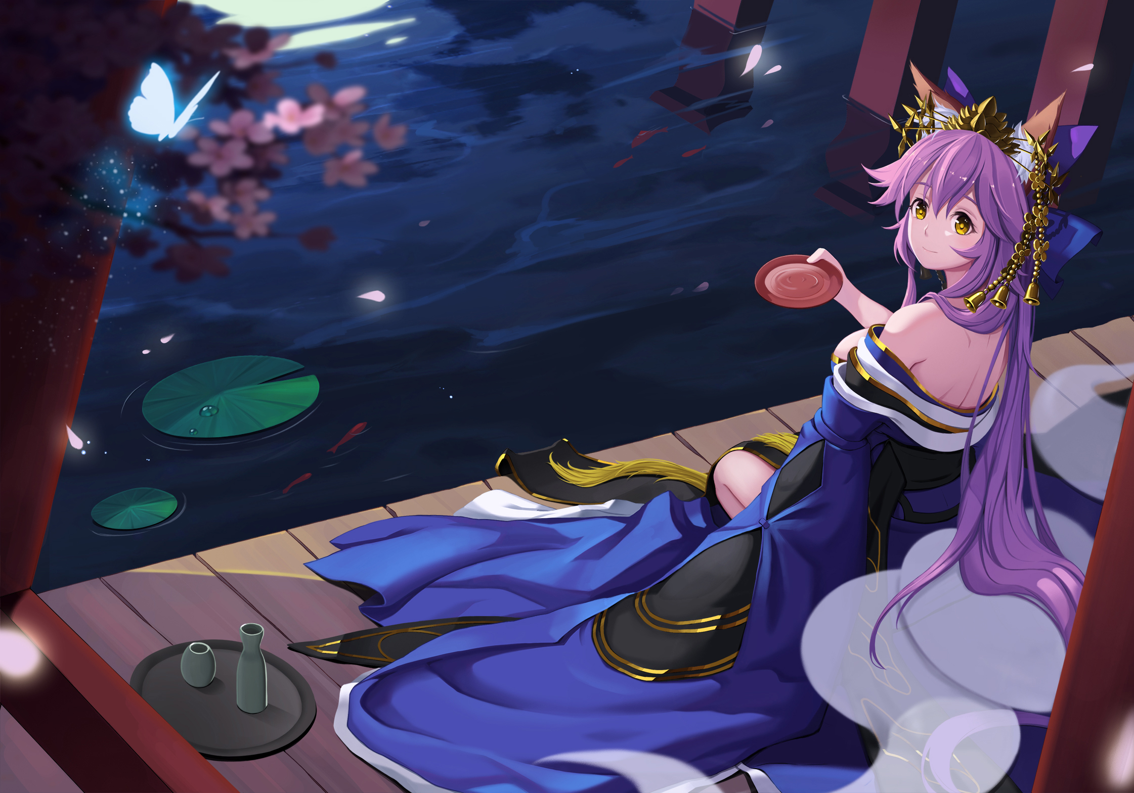 Fate Extra Hd Wallpaper Background Image 2242x1569 Id 792294