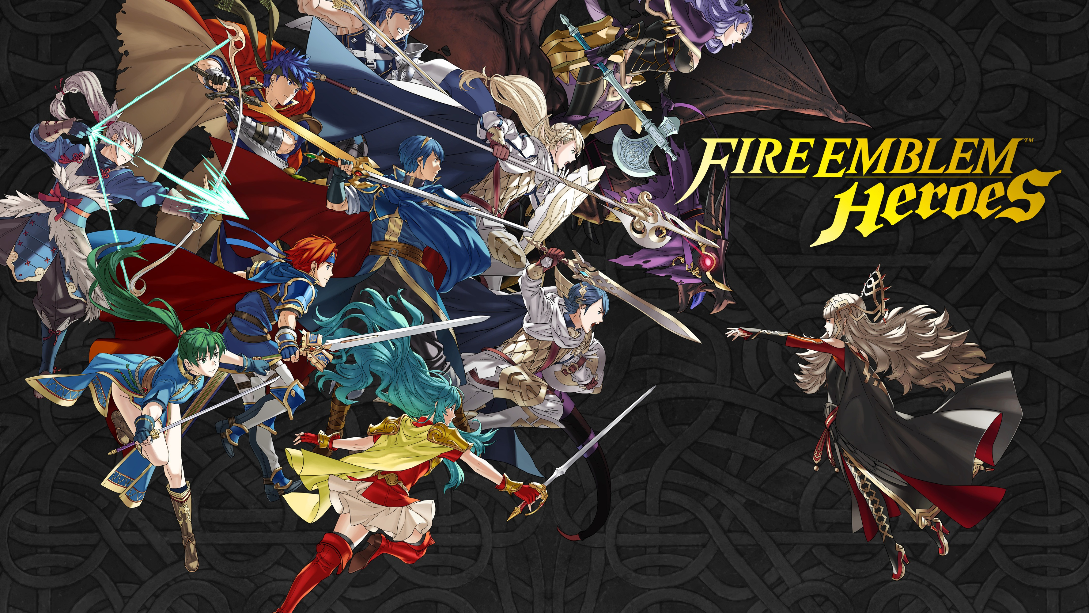 32 Fire Emblem Heroes Hd Wallpapers Background Images