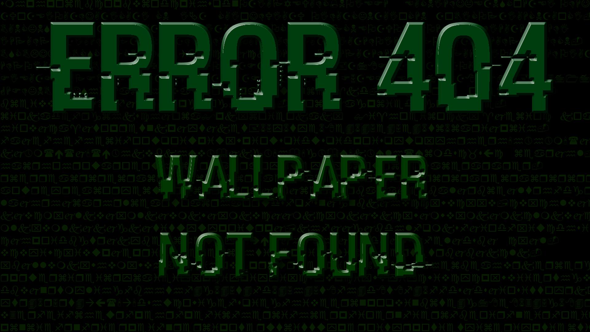 Background image 404 not found - Humor Wallpaper Geek Glitch Wallpaper