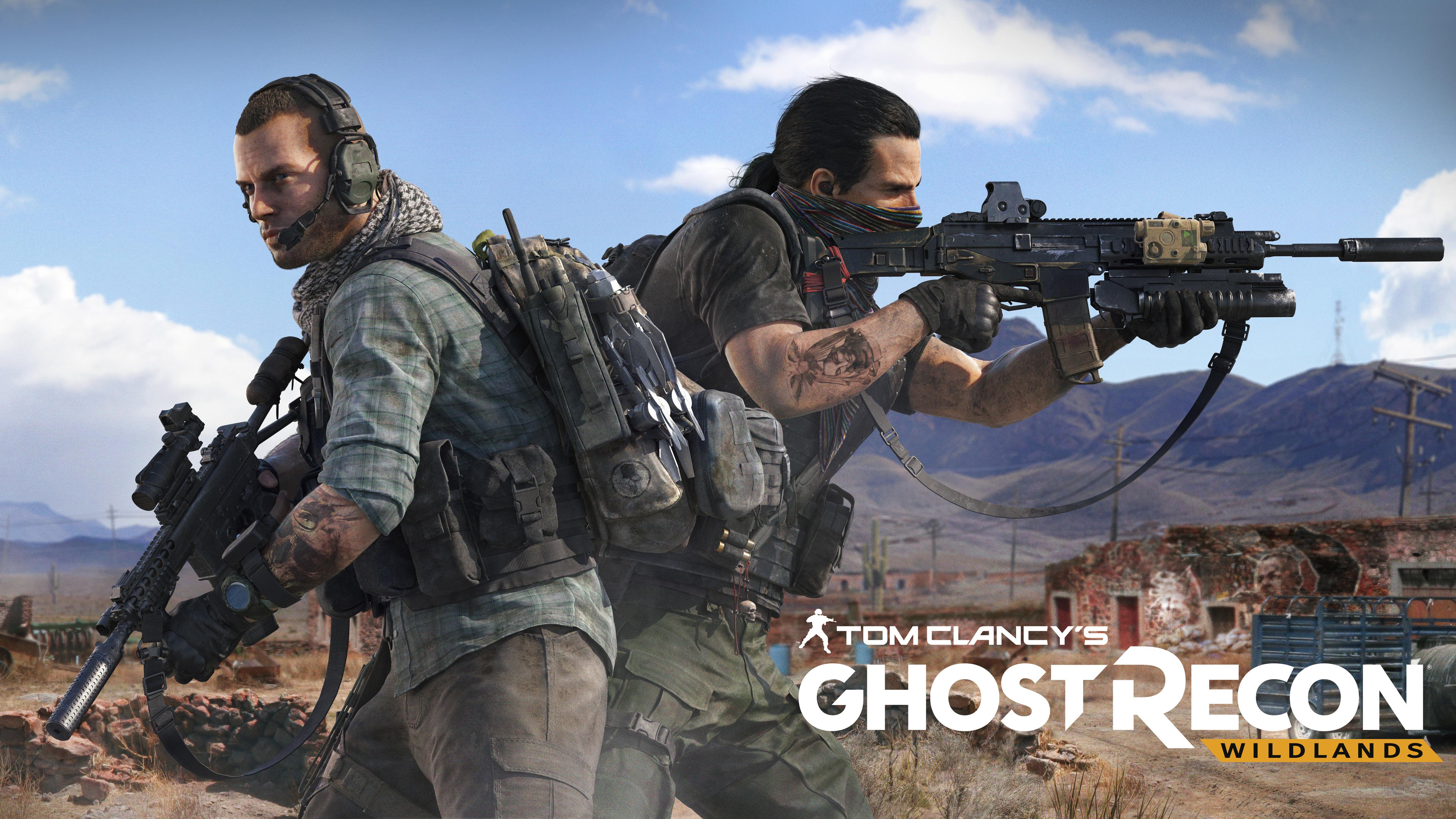 Tom Clancy S Ghost Recon Wildlands 5k Retina Ultra Hd Wallpaper