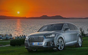 36 Audi Q7 Hd Wallpapers Background Images Wallpaper Abyss