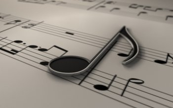 7 Musical Notes HD Wallpapers