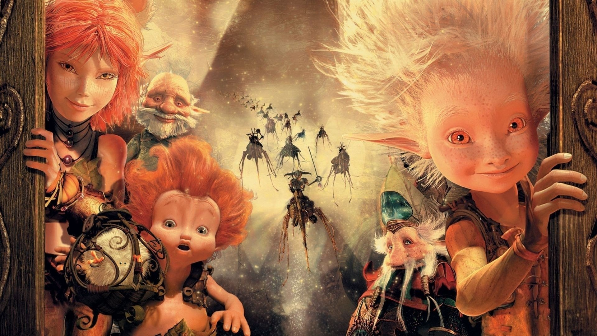 Arthur And The Invisibles Hd Wallpaper Background Image 1920x1080 Id 797591 Wallpaper Abyss