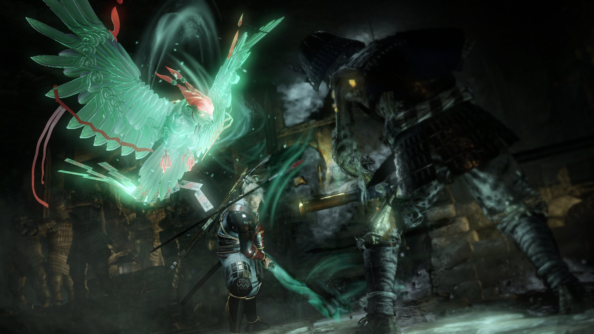 61 nioh hd wallpapers | background images - wallpaper abyss