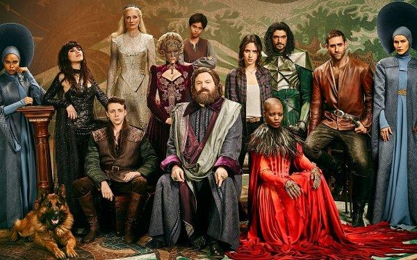 TV Show Emerald City HD Wallpaper | Background Image