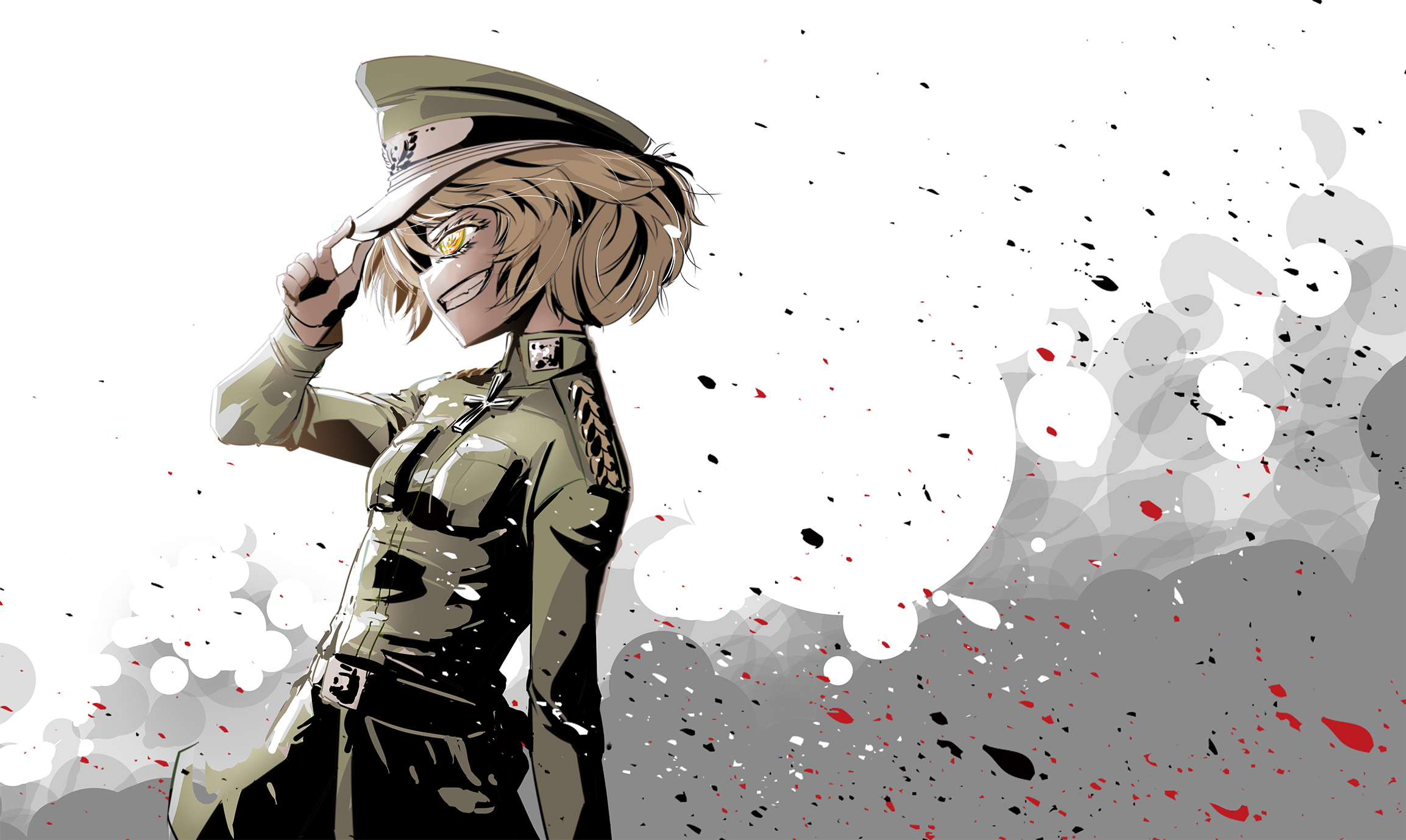 Military Anime Wallpapers Hd Quotes Backgrounds With Art: Youjo Senki Full HD Wallpaper And Background Image