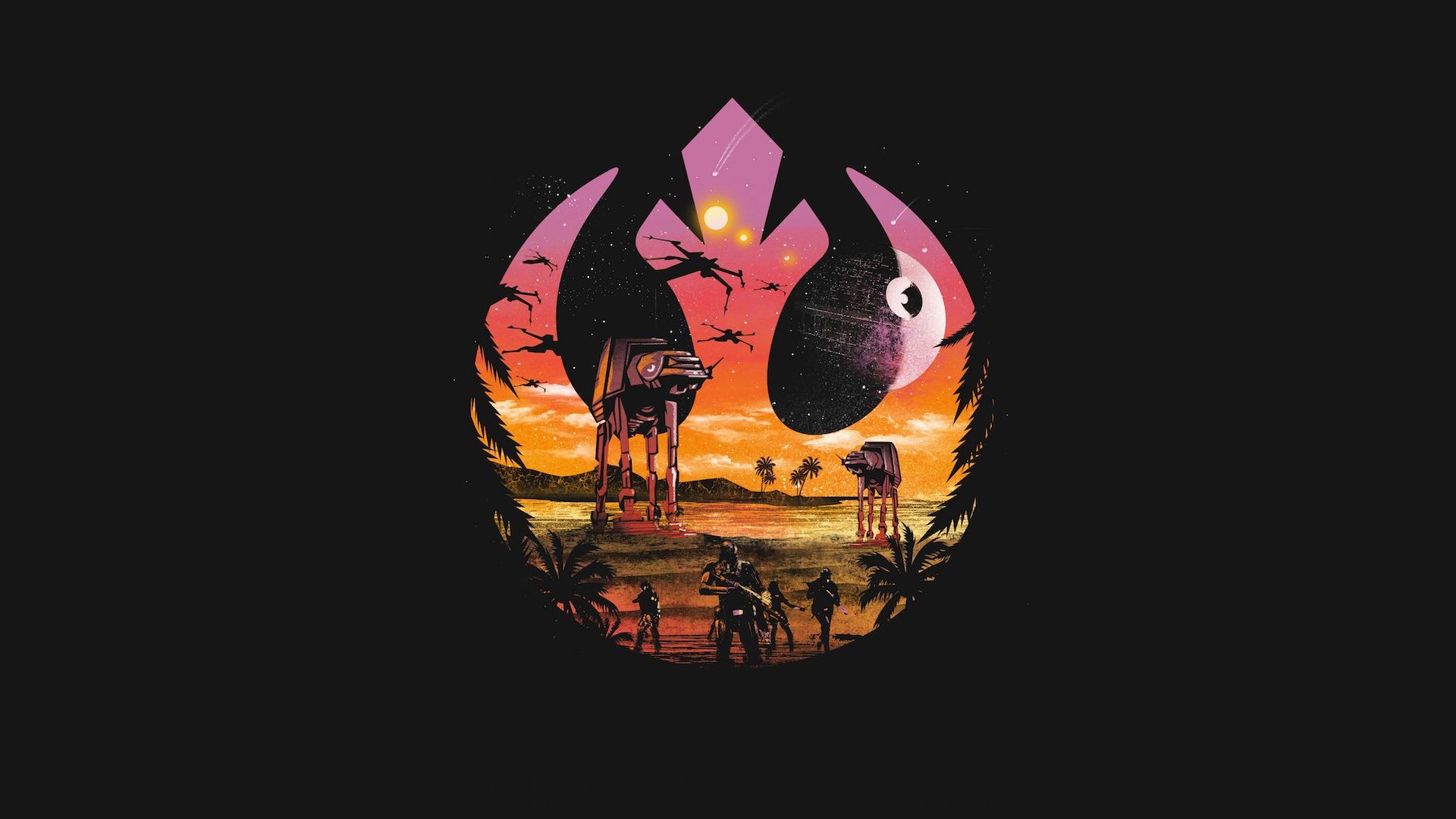 Rogue One: A Star Wars Story HD Wallpaper | Background ...