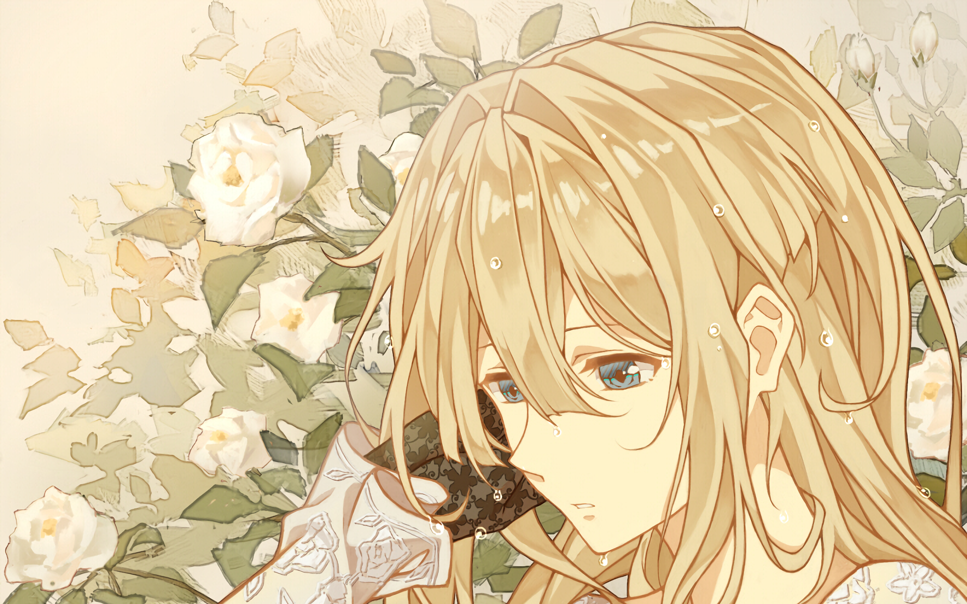 violet evergarden hd wallpaper background image 1920x1200 id