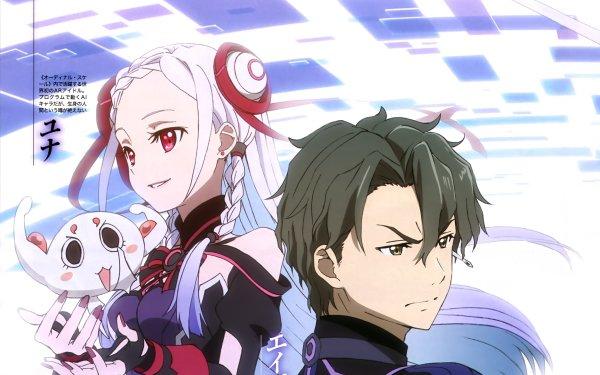 Anime Sword Art Online Movie: Ordinal Scale Sword Art Online Yuna Eiji Sword Art Online Ordinal Scale HD Wallpaper | Hintergrund