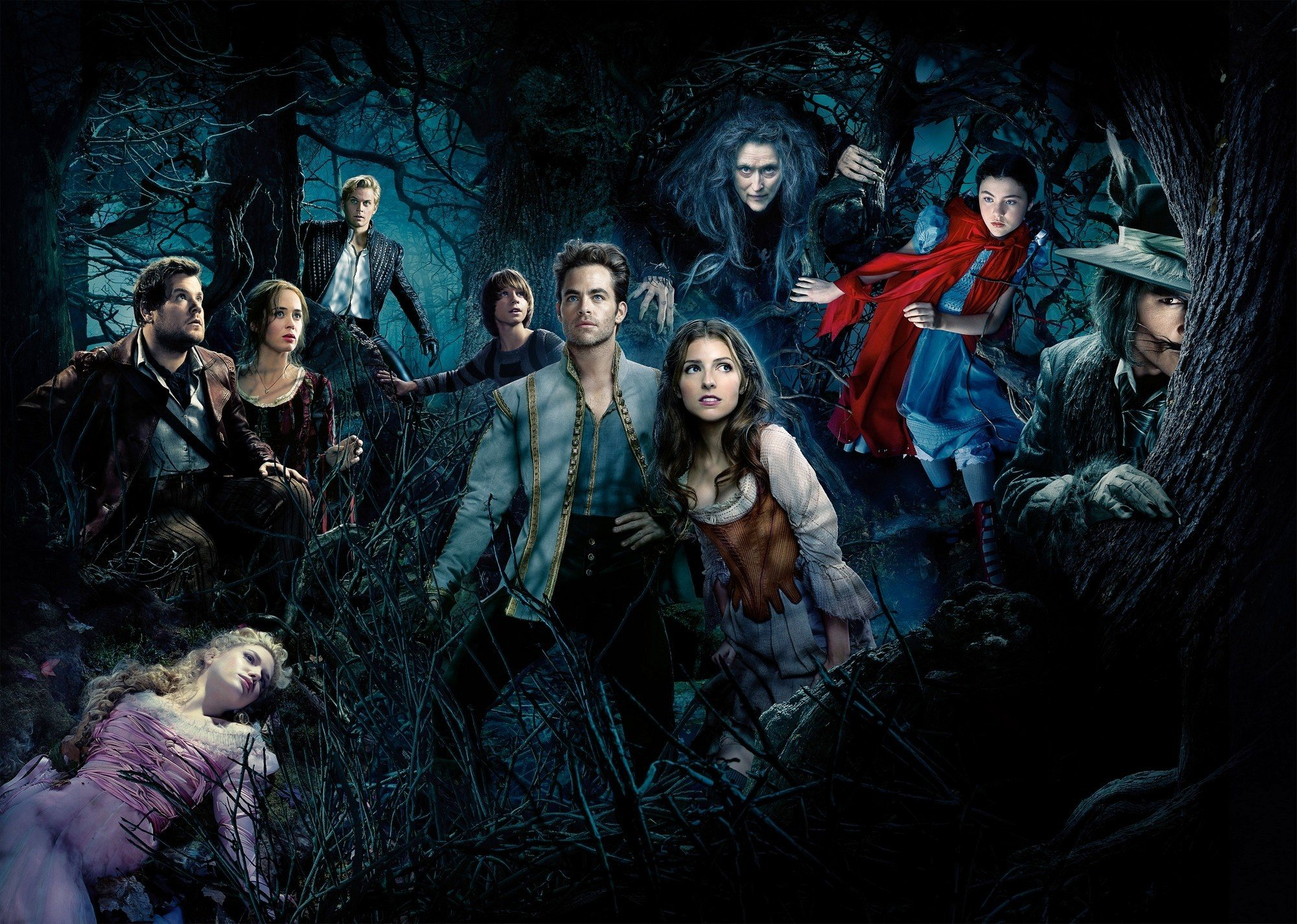 20 Into The Woods 2014 Hd Wallpapers Background Images Wallpaper Abyss