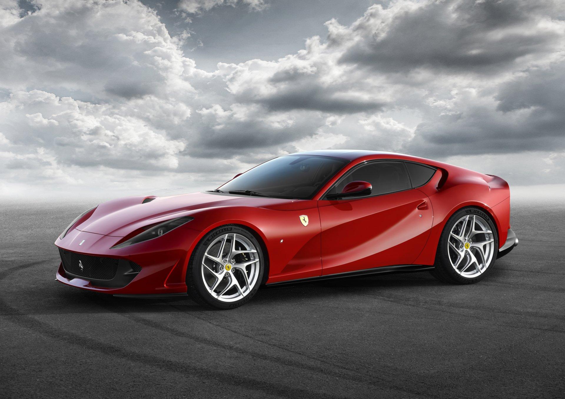 51 Ferrari 812 Superfast Fondos De Pantalla Hd Fondos De Escritorio Wallpaper Abyss