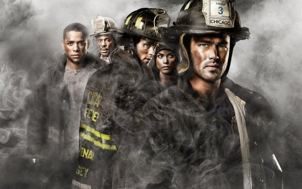 TV Show Chicago Fire Firefighter HD Wallpaper   Background Image