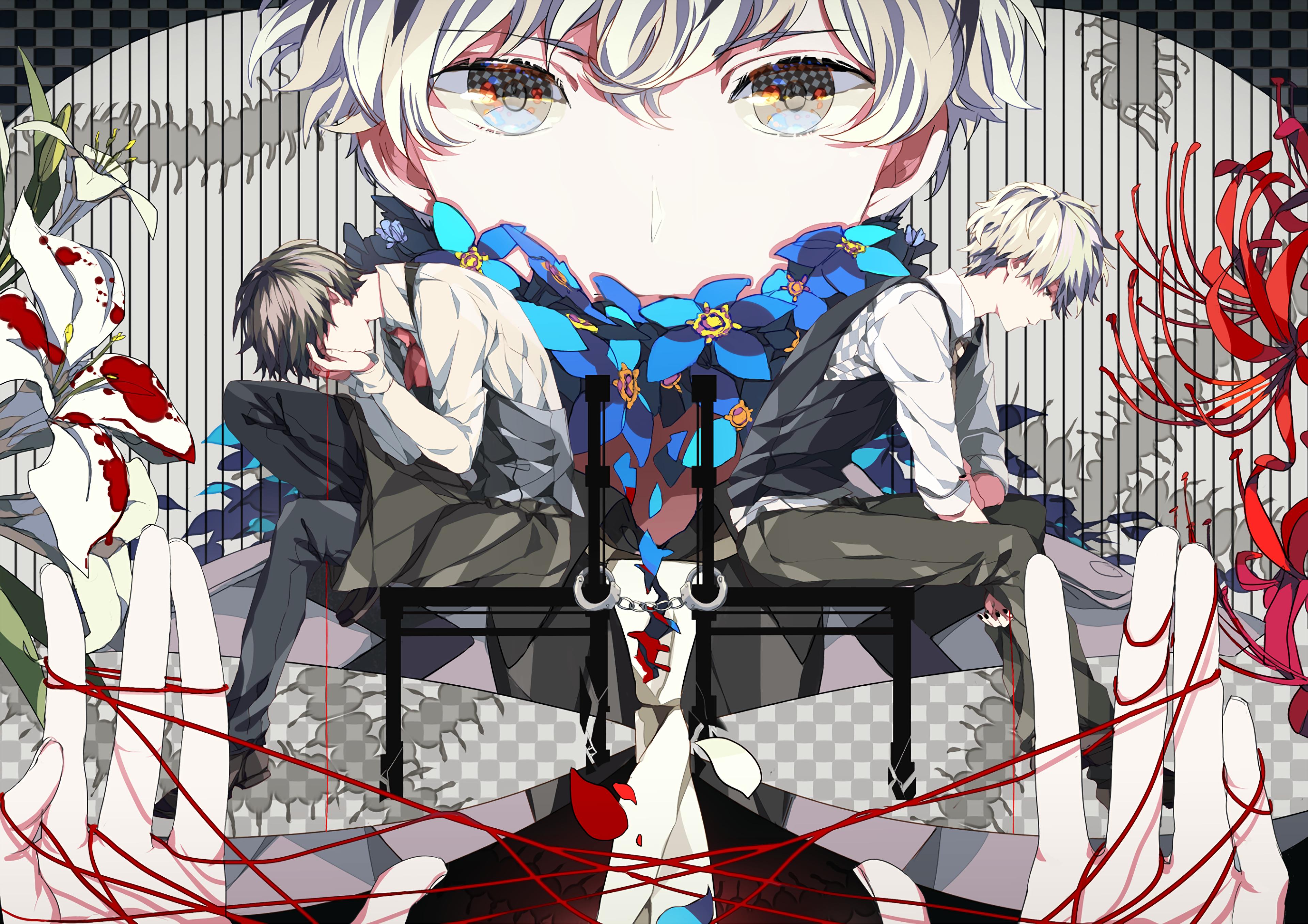 Download 910 Wallpaper Hd Anime Tokyo Ghoul Re Paling Keren