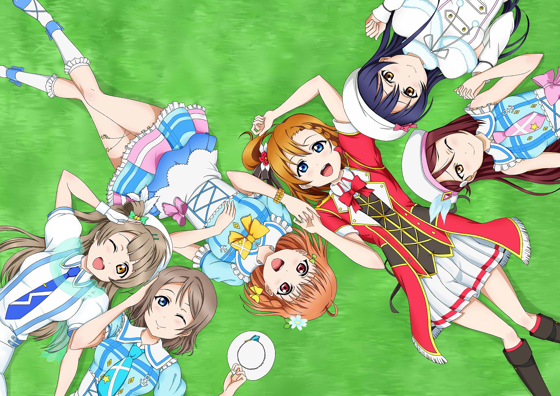 Love Live! HD Wallpaper | Background Image | 1920x1357 ...