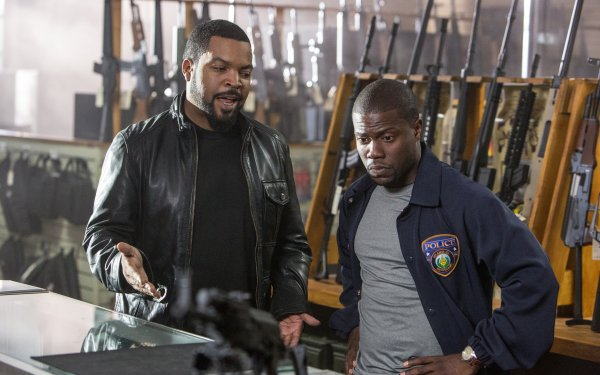 Movie Ride Along 2 Ice Cube Kevin Hart Cop Police HD Wallpaper | Background Image