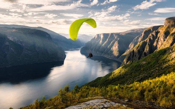 Sports Parachutisme Parashute Fond d'écran HD | Image