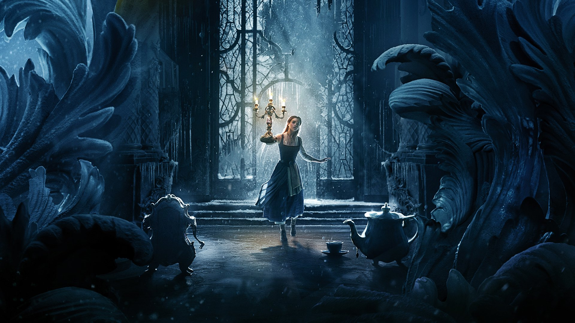 23 Beauty And The Beast 2017 HD Wallpapers