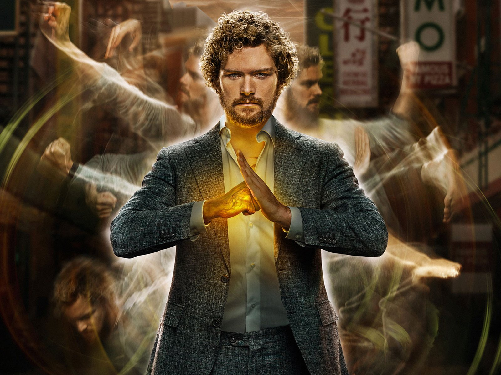11 Iron Fist Hd Wallpapers Background Images Wallpaper Abyss