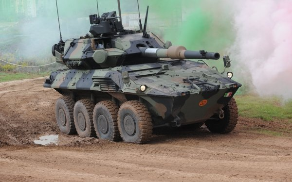 Military B1 Centauro Military Vehicles Vehicle Tank Destroyer HD Wallpaper   Background Image