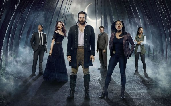 TV Show Sleepy Hollow Cast HD Wallpaper | Background Image