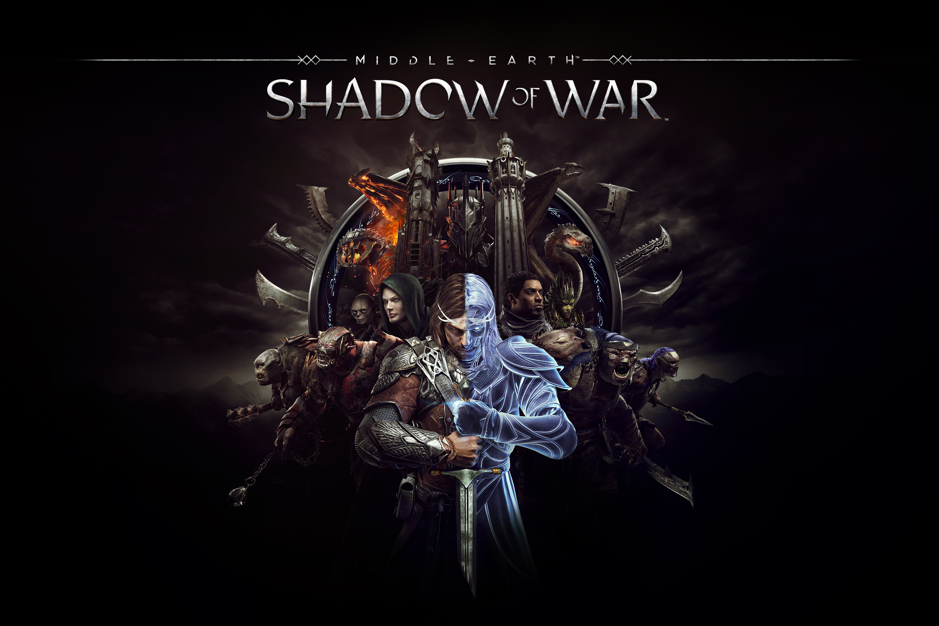 49 Middle earth Shadow of War HD Wallpapers