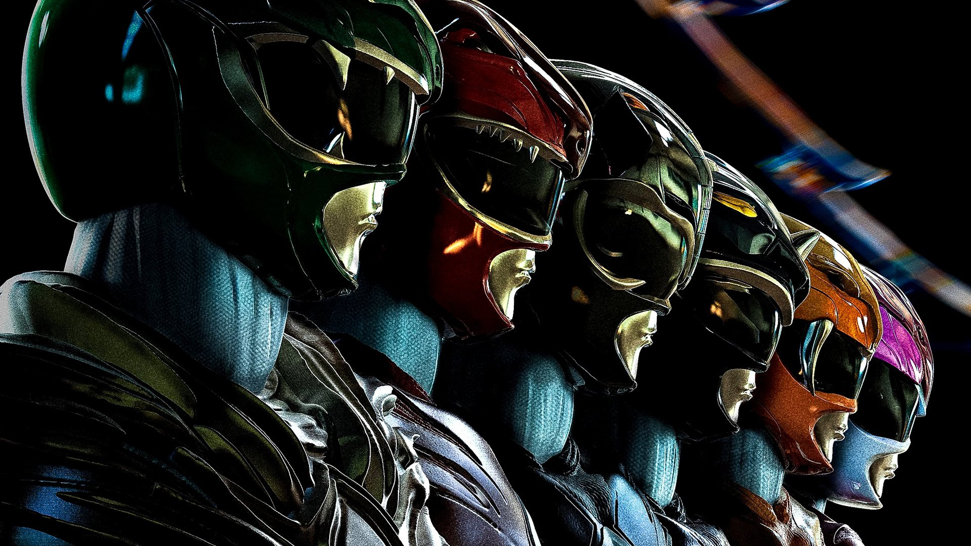 Power Rangers 2017 Hd Wallpaper Background Image 1920x1080