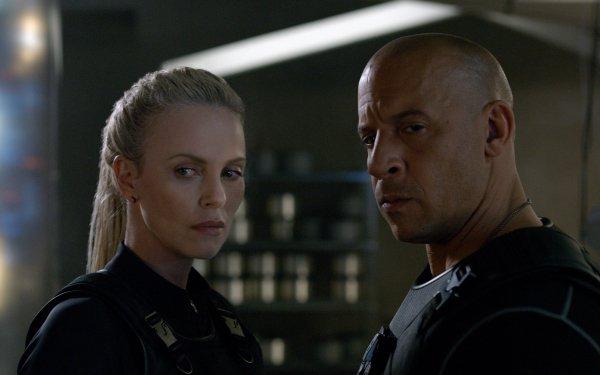 Películas The Fate of The Furious Rápidos y Furiosos Charlize Theron Vin Diesel Cipher Dominic Toretto Fondo de pantalla HD | Fondo de Escritorio