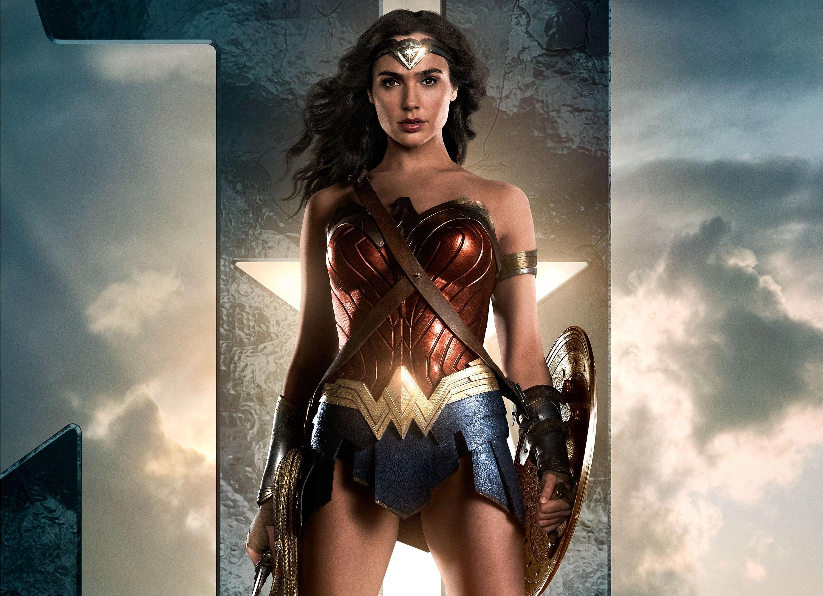 Wallpaper Gal Gadot Wonder Woman 2017 Movies Hd Movies: Justice League (2017) HD Wallpaper