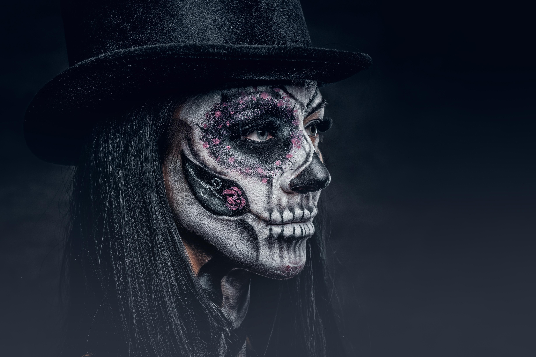 Sugar Skull 4k Ultra HD Wallpaper | Background Image ...