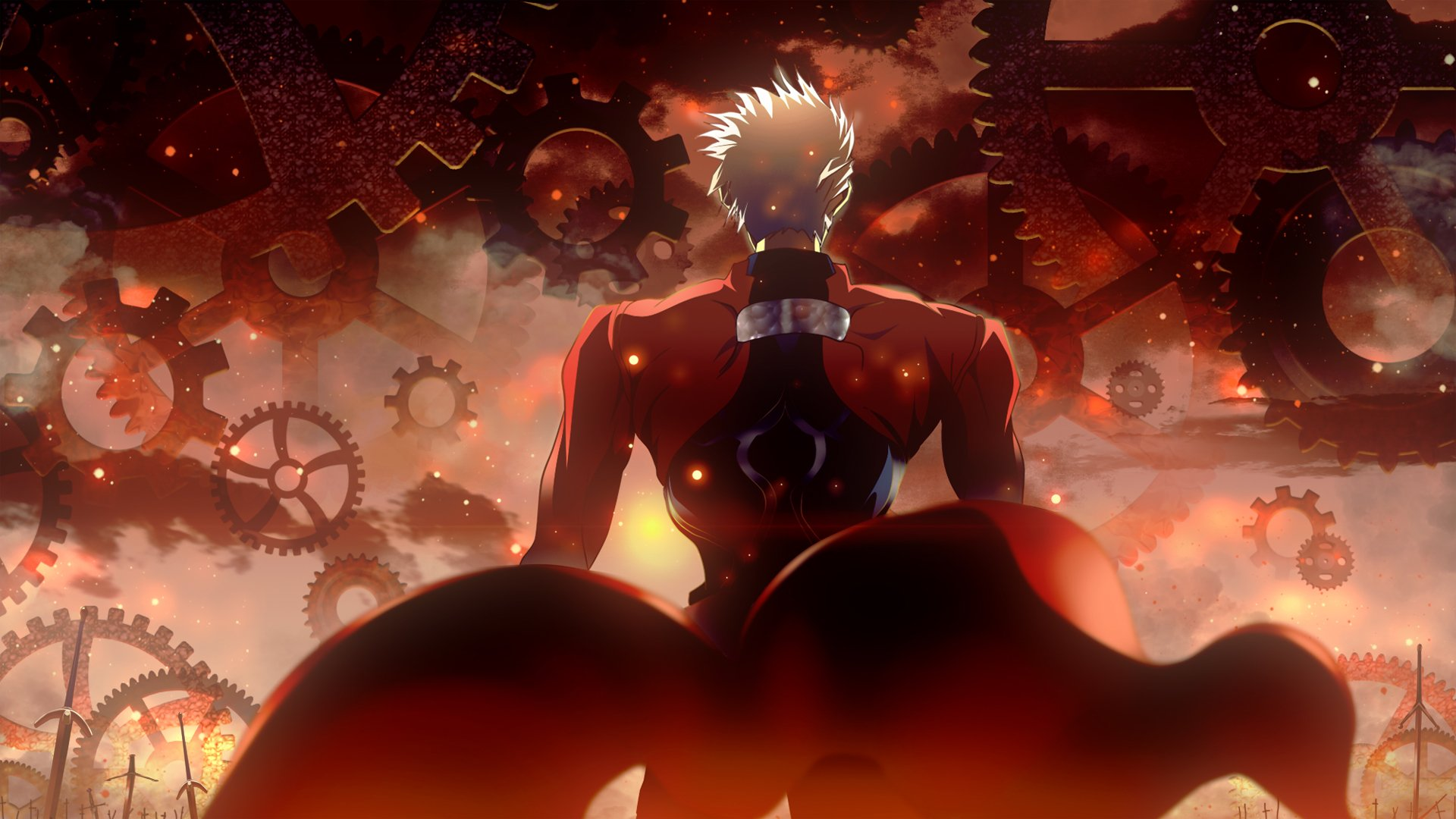 170 fate/stay night: unlimited blade works hd wallpapers