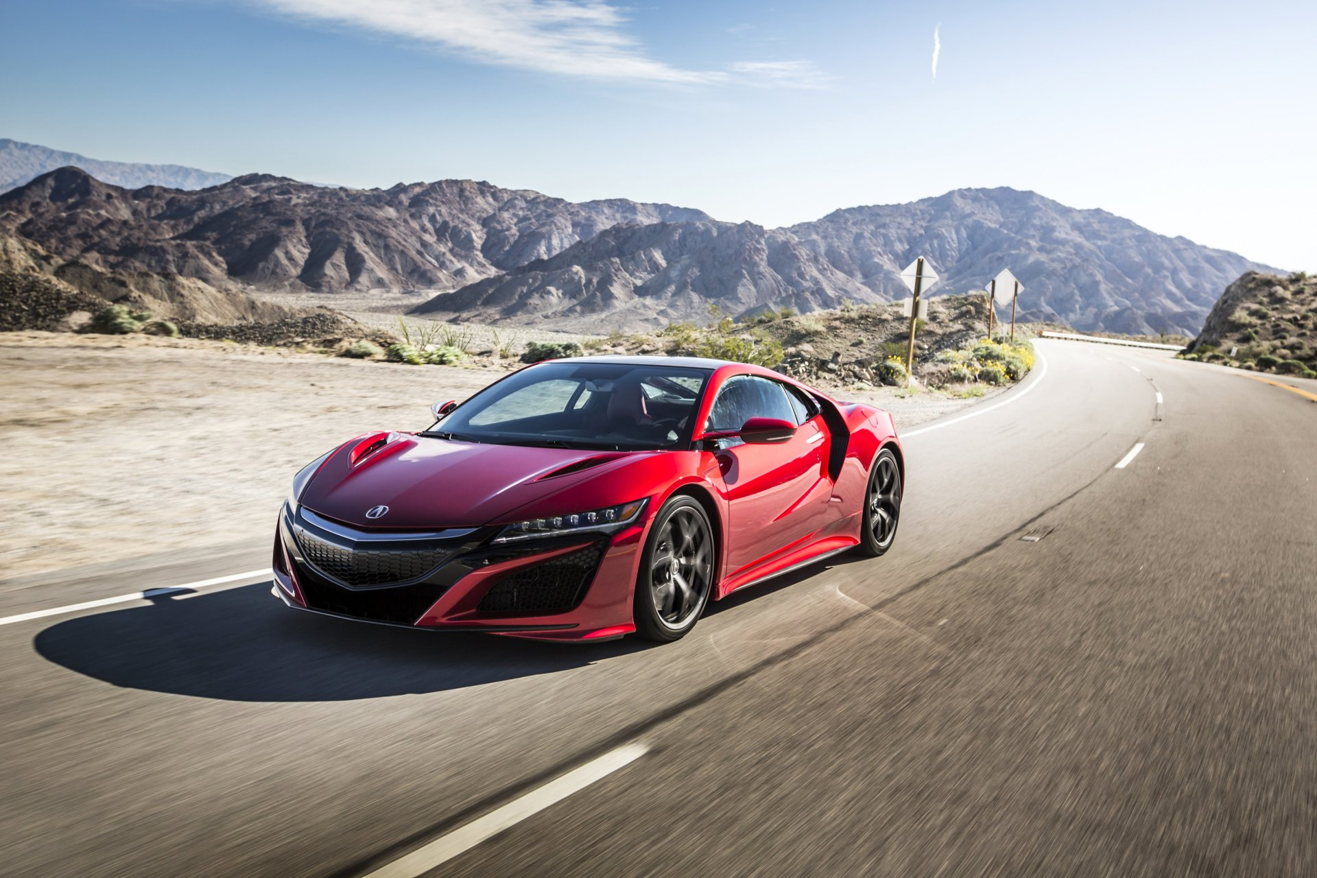 31 4K Ultra HD Acura NSX Wallpapers | Background Images