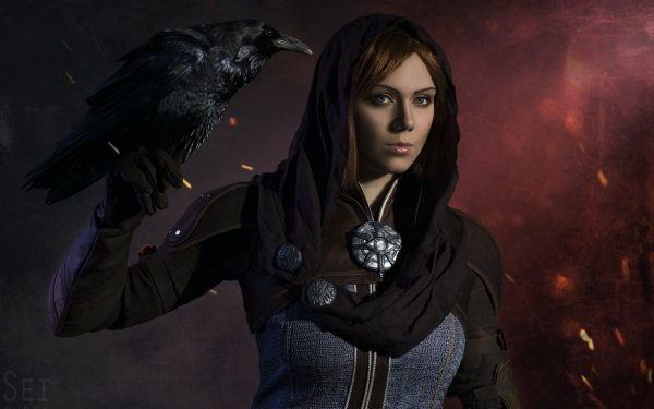 Women Cosplay Dragon Age: Inquisition Leliana HD Wallpaper | Background Image