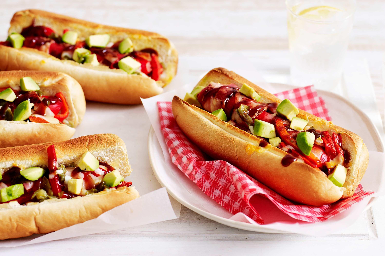 Mexican Hot Dogs Fondo De Pantalla Hd Fondo De Escritorio