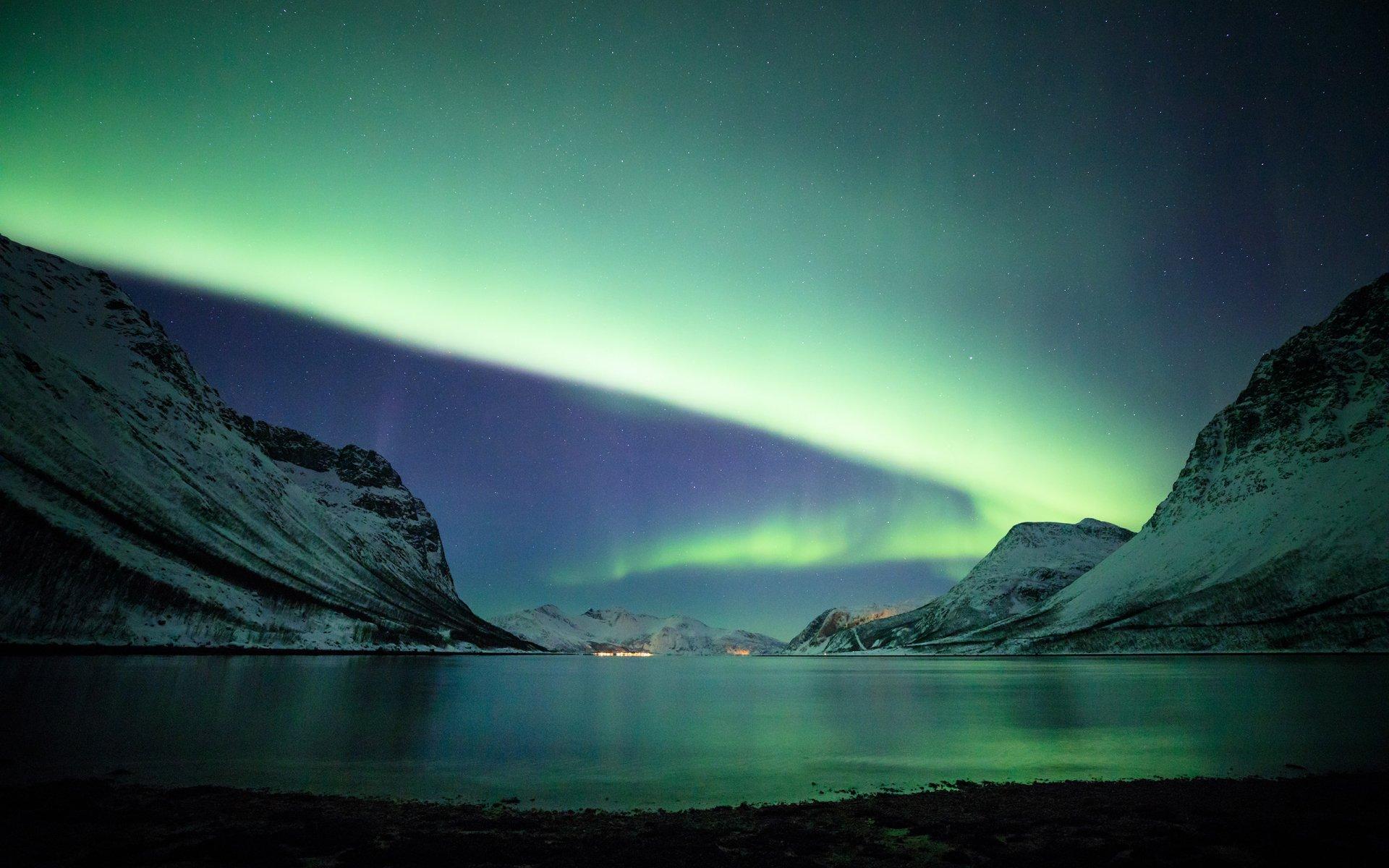 Aurora boreale hd wallpaper sfondi 2560x1600 id for Sfondi aurora boreale