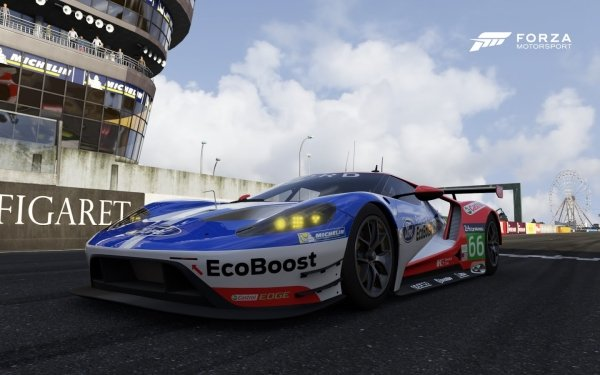 Video Game Forza Motorsport 6 Forza Ford Ford GT HD Wallpaper | Background Image