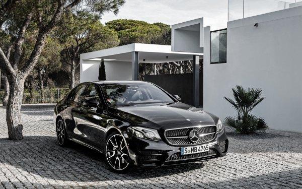 Véhicules Mercedes-Benz E-Class Mercedes-Benz Luxury Car Voiture Black Car Fond d'écran HD | Image
