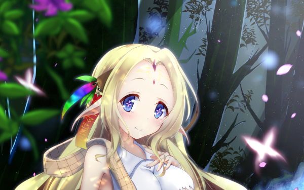 Anime No Game No Life Fiel Nirvalen HD Wallpaper | Background Image