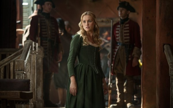 TV Show Black Sails Eleanor Guthrie Hannah New HD Wallpaper | Background Image