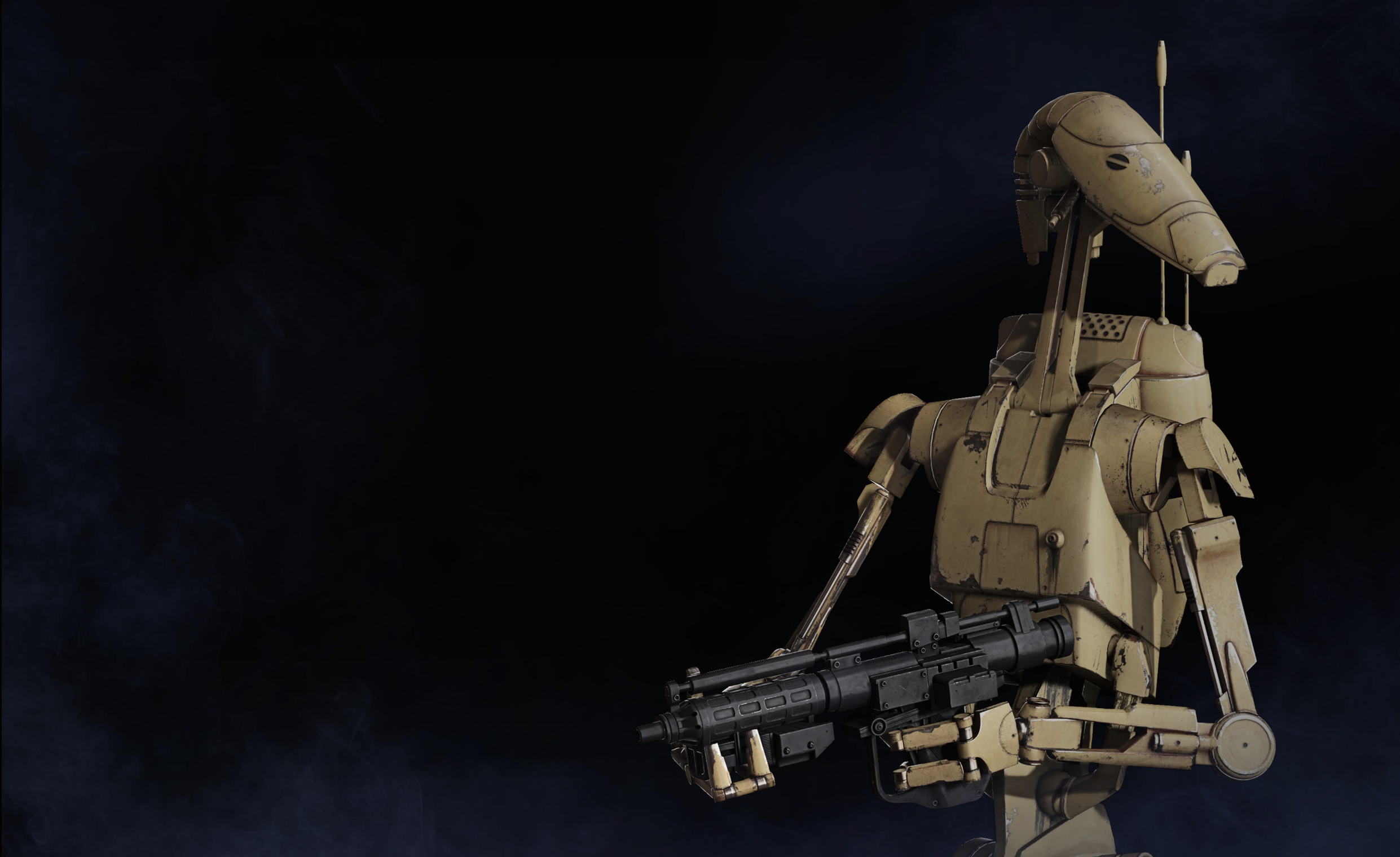 9 battle droid hd wallpapers | backgrounds - wallpaper abyss