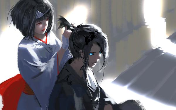 Anime Noragami Yato Nora HD Wallpaper   Background Image