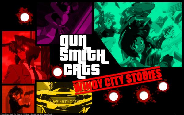 Anime Gunsmith Cats HD Wallpaper | Background Image