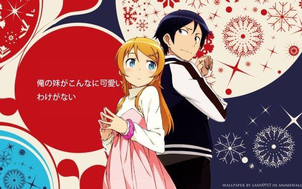 Anime Oreimo Kirino Kousaka HD Wallpaper   Background Image