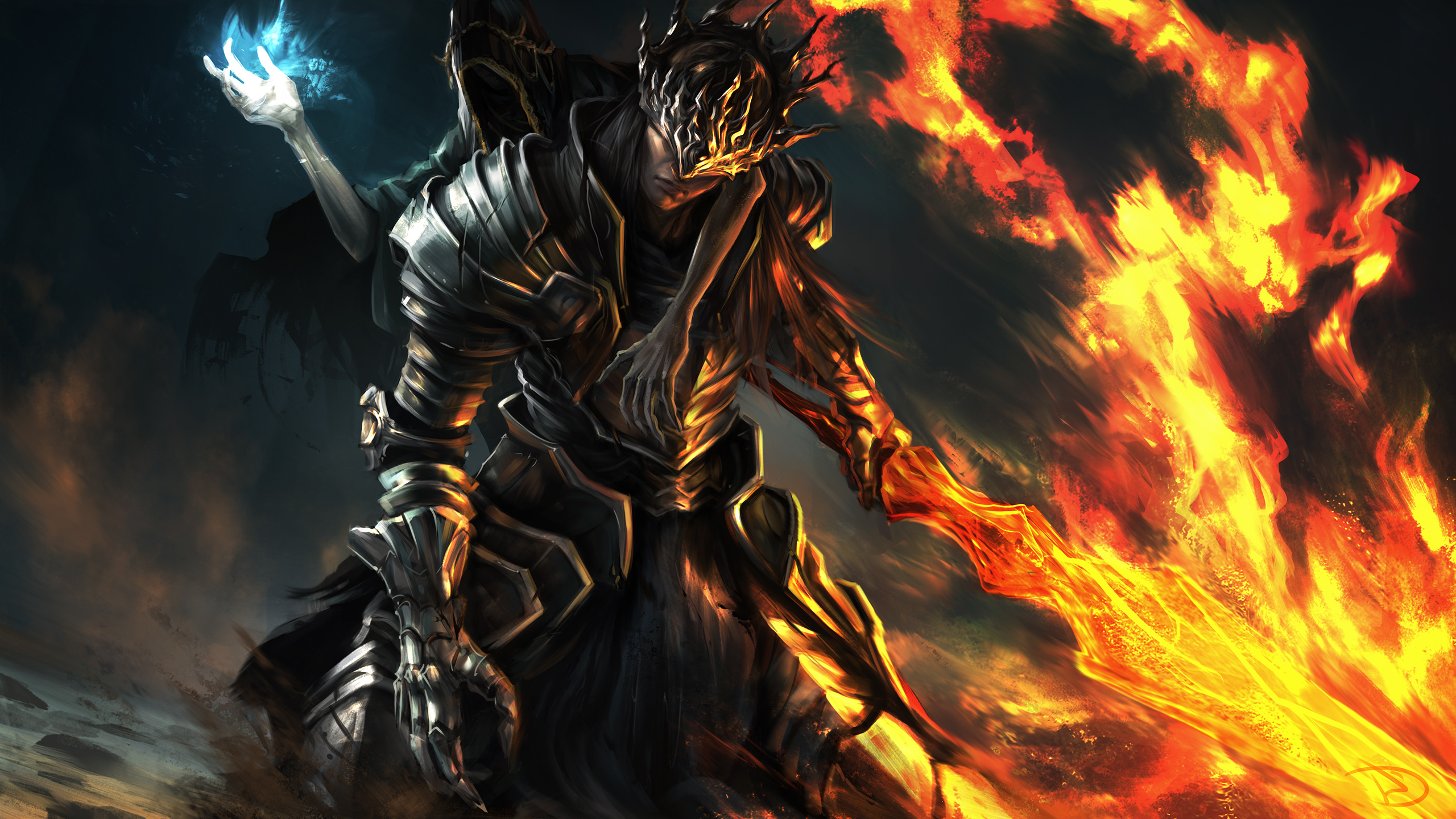 Dark Souls III HD Wallpaper
